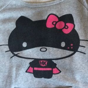 Hello kitty sweat shirt by forever 21